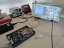 Radio link implemented using a Xilinx® V4 demo platform