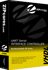 UART Serial Interface Controller