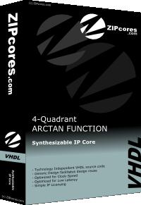 4-Quadrant Arctan Function