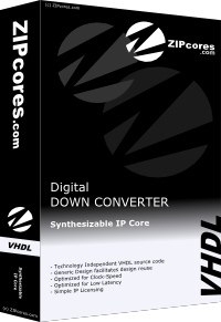 Complex Digital Down Converter