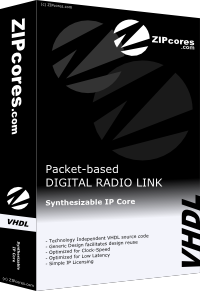 Packet-based Digital Radio Link