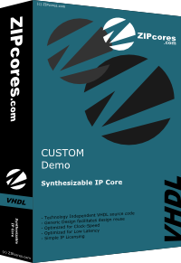 Custom demo