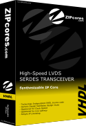 High-Speed LVDS (SERDES) Transceiver