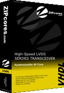 High-Speed LVDS (SERDES) Transceiver