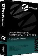 Symmetrical FIR Filter