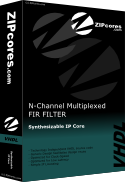 N-channel Multiplexed FIR Filter