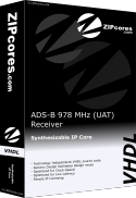 ADS-B 978 MHz (UAT) Receiver