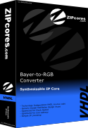Bayer to RGB Converter
