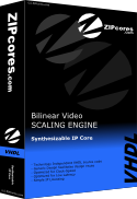 Bilinear Video Scaler