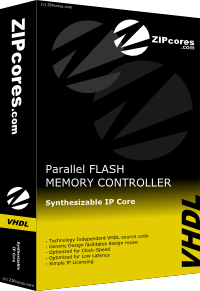 Parallel FLASH Memory Controller