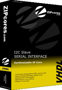 I2C Slave Serial Interface Controller