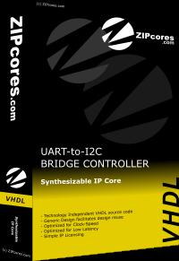 UART to I2C Bridge Controller