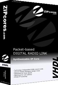 Packet-based Digital Radio Link