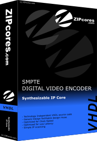 SMPTE Encoder with Colour-Space Converter