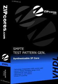 SMPTE Test Pattern Generator