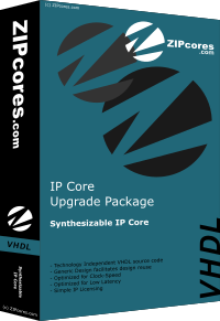 IP Core upgrade package