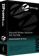 IIR Filter Second-Order-Section