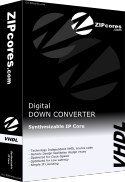 Complex Digital Down Converter