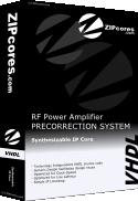 RF Power Amplifier Precorrection System