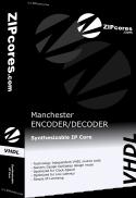Manchester Encoder/Decoder