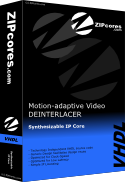 Motion-adaptive Video Deinterlacer