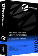 HD Multi-window Video Processor