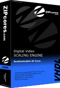Digital Video Scaler