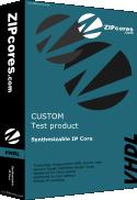 Custom test product
