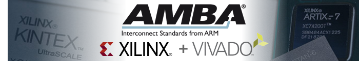 AMBA AXI interfaces from Zipcores