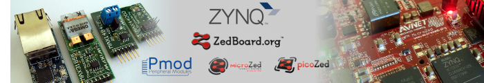 Zynq SoC solutions from Zipcores